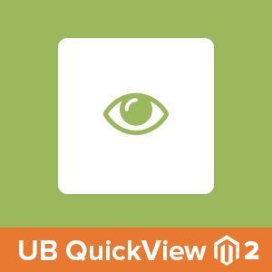 Ajax-based Quick View for Magento 2. Only one click is needed to reach the item info, no more loading page for product detail; built-in ajax Add-to-Cart and more.