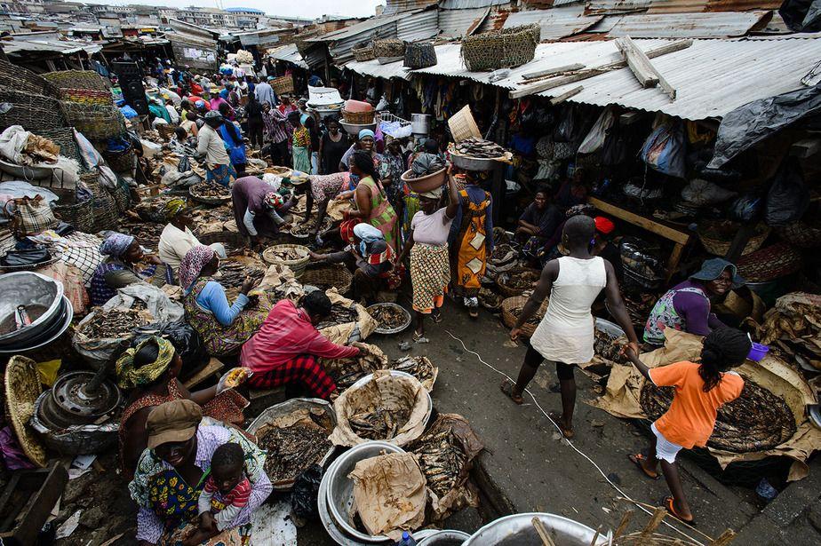Street Markets of Kumasi, Ghana | Project Bly | Kumasi, Ghana, African life