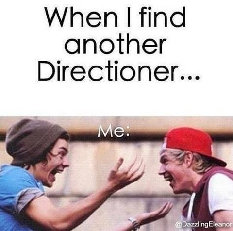 So true<< except I've never really found another...