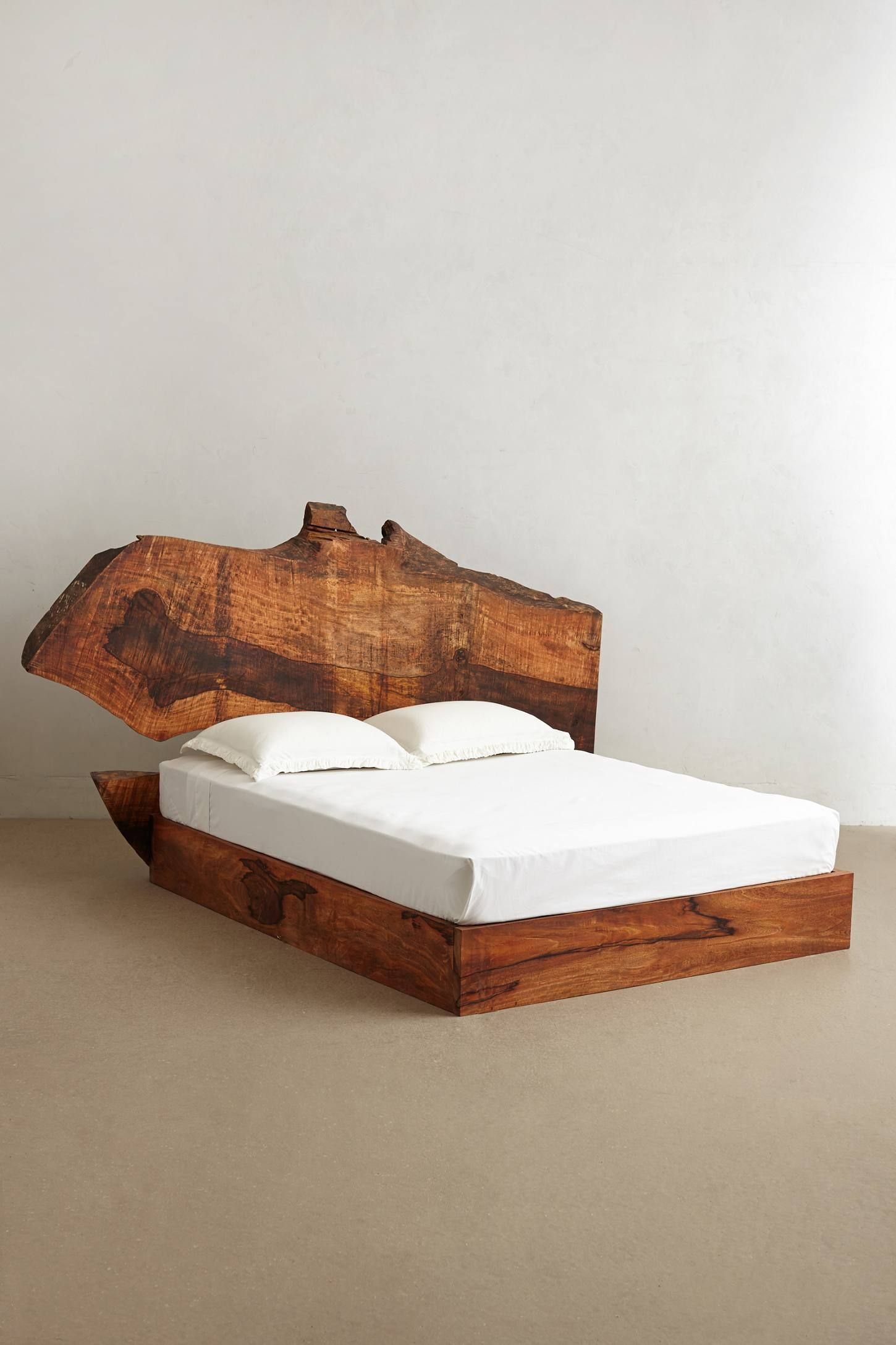 Teakwood Bed | Objects of Affection | Pinterest | Madera, Camas y ...