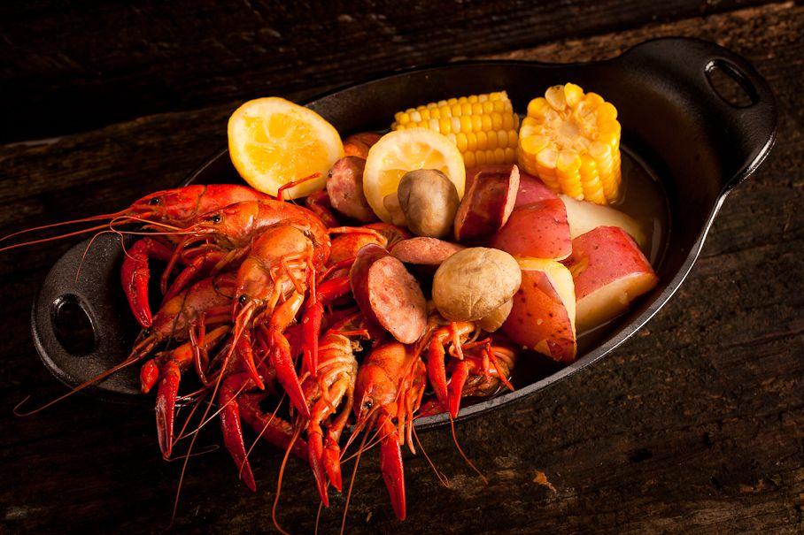 Louisiana Crawfish Company for How