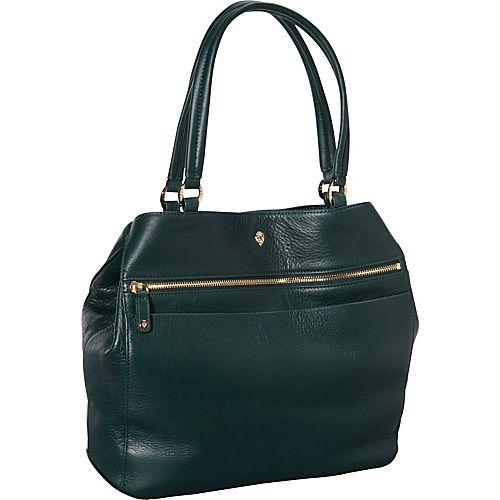 #DesignerHandbags, #Handbags, #HelenKaminski - Helen Kaminski Crawford Emerald - Helen Kaminski Designer Handbags