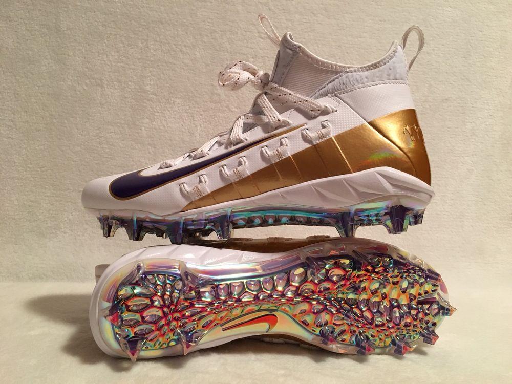 newest 13735 6b675 Men s Nike Alpha Huarache 6 Lacrosse Cleats LAX Limited Edition 923422 Size  10.5 888411188261   eBay