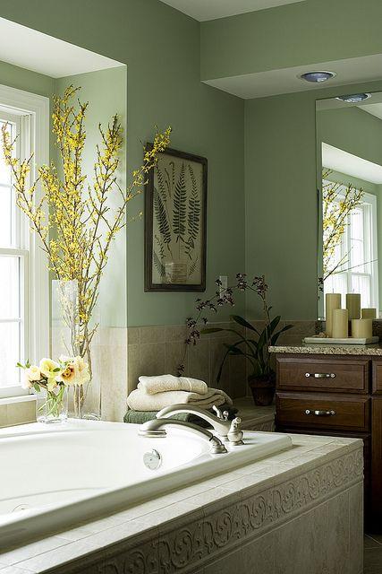 Aganthus Green 472 Green Bathroom Green Bathroom Paint