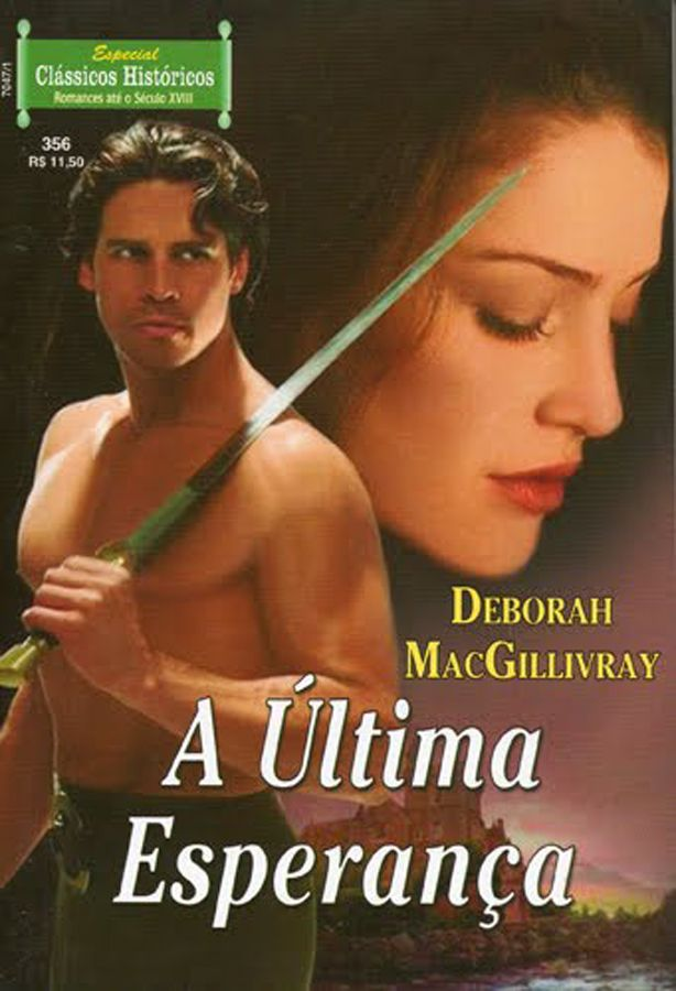Brazilian translation cover for One Snowy Knight.  Nathan Kemp is the model for this version, as well as the original version