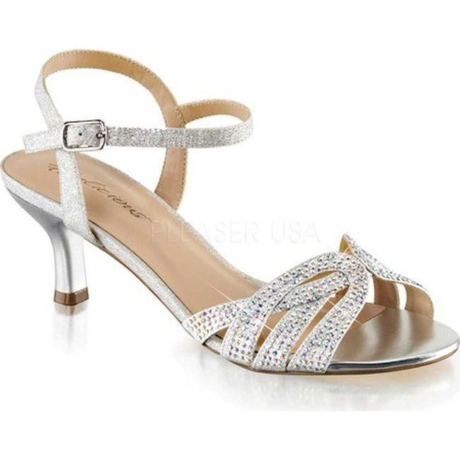 Temperate The New Line Of Crystal Sandals 15cm Palm Cabinet Recommend Womens Dance Shoes Hot Sale Of High Heels