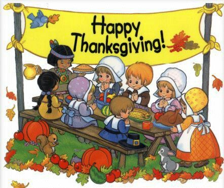 The first thanksgivingteach to be happy birthday card