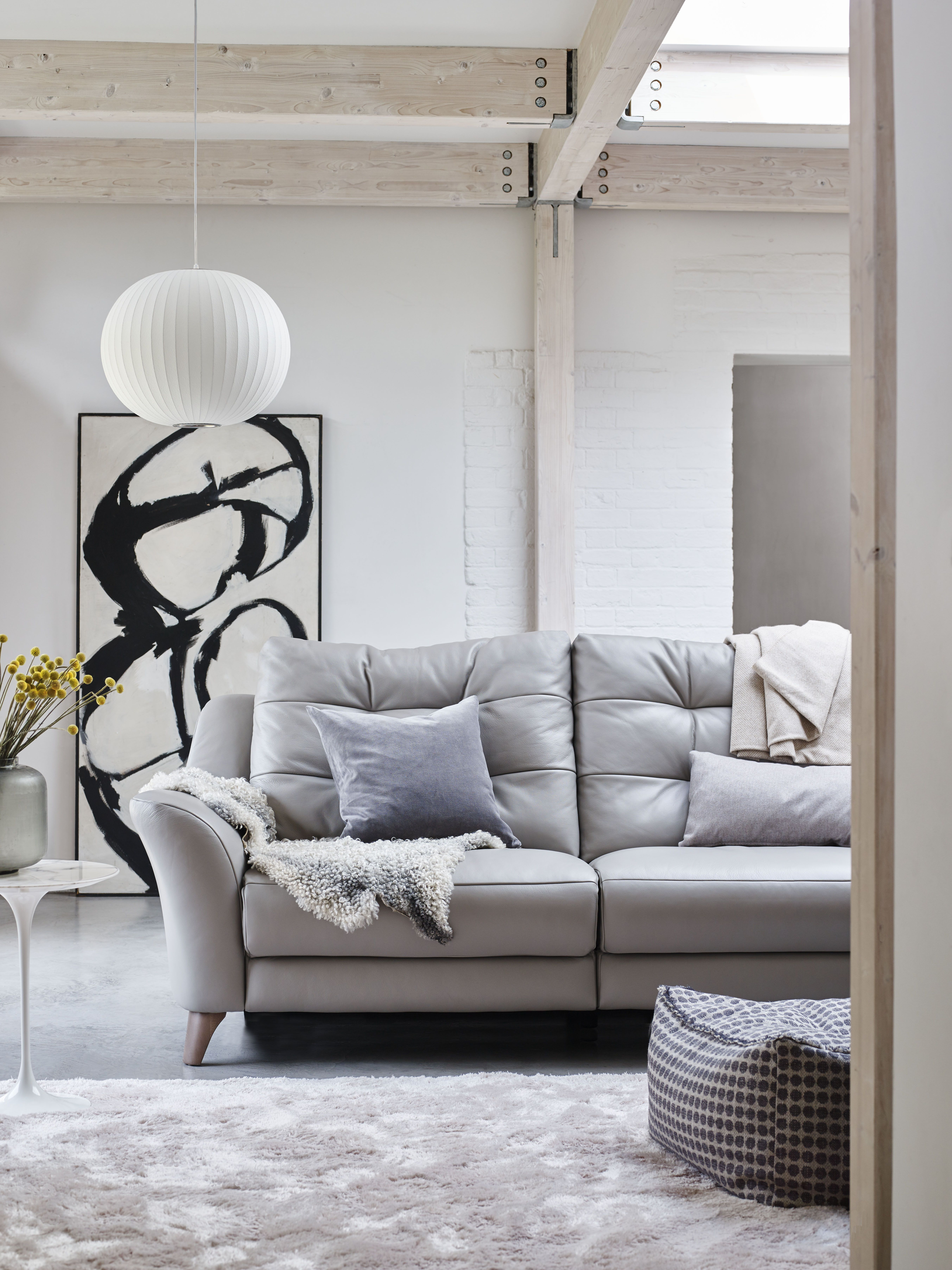 plan pip seater sofa in dreams cygnet leather home interiors style also rh pinterest
