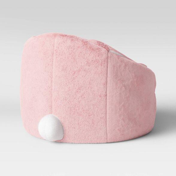 Kids' Character Bean Bag Chair Bunny Pink - Pillowfort