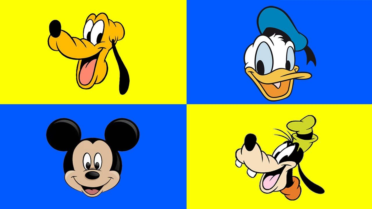 Uncategorized Pluto From Mickey Mouse mickey mouse donald duck pluto and goofy 4 hours non stop stop