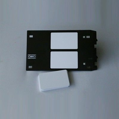 Blank Inkjet Pvc Card Compatible With Canon J Tray Printer Ip7200 Ip7210 Ip7220 Ip7230 Ip7240 Ip7250 Inkjet Pvc Printer