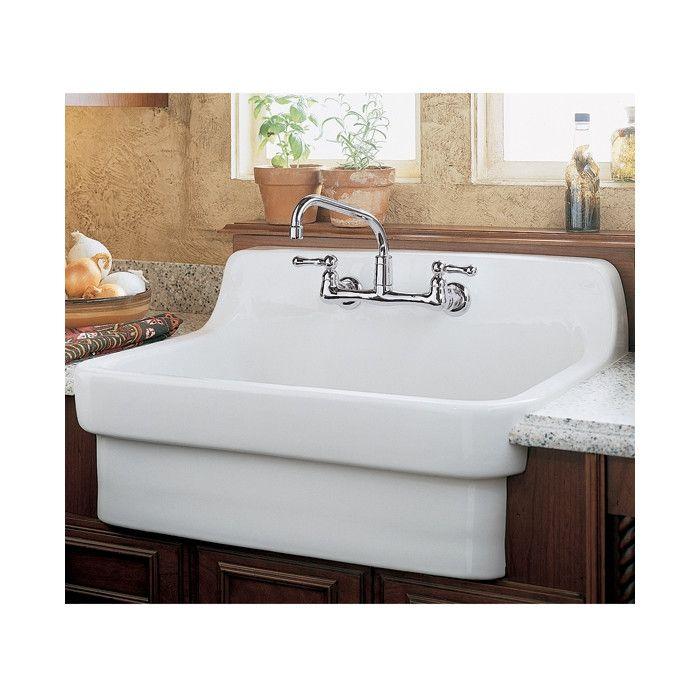 Country 30 L X 22 W Farmhouse Kitchen Sink Country Kitchen Sink Farmhouse Sink Kitchen Single Bowl Kitchen Sink