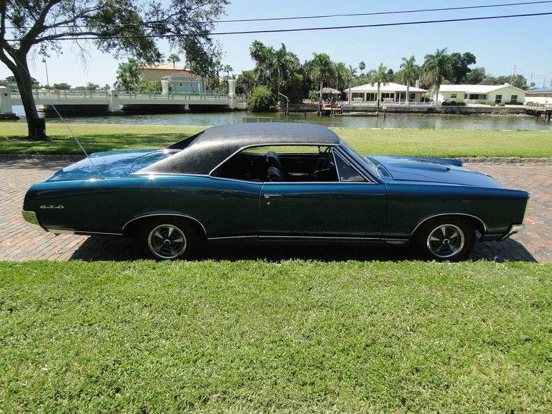 1967 Pontiac Gto At Auction 2194328 Hemmings Motor News Pontiac Gto Pontiac