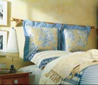 Hanging Pillow Headboard Headboards For Beds Home Bedroom Home