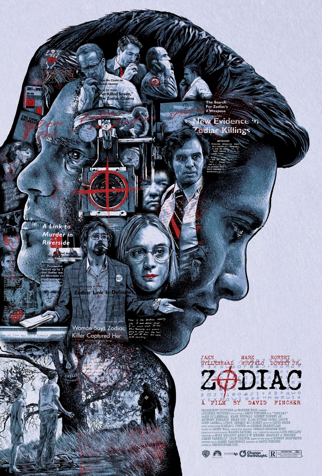 zodiac movie poster movieposter