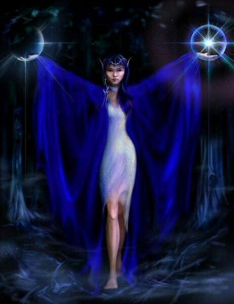 Pin de Enchanting Chelsey en Angels | Hadas hermosas