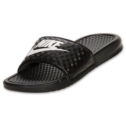 2fd40bdfe7121 Women s Nike Benassi JDI Swoosh Slide Sandals