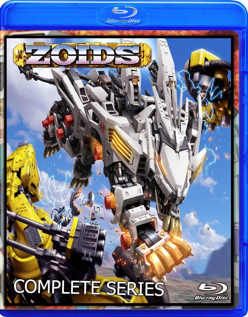 Zoids New Century Zoids toys, Model building kits