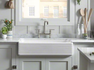 This Is A Beautiful New Addition To Kohler S Farmhouse Sink