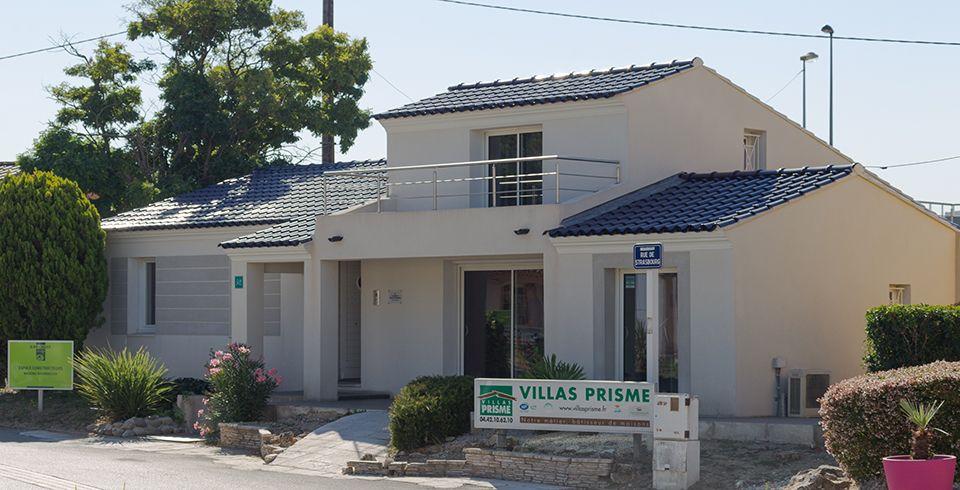 Villas Prisme Expobat Maison