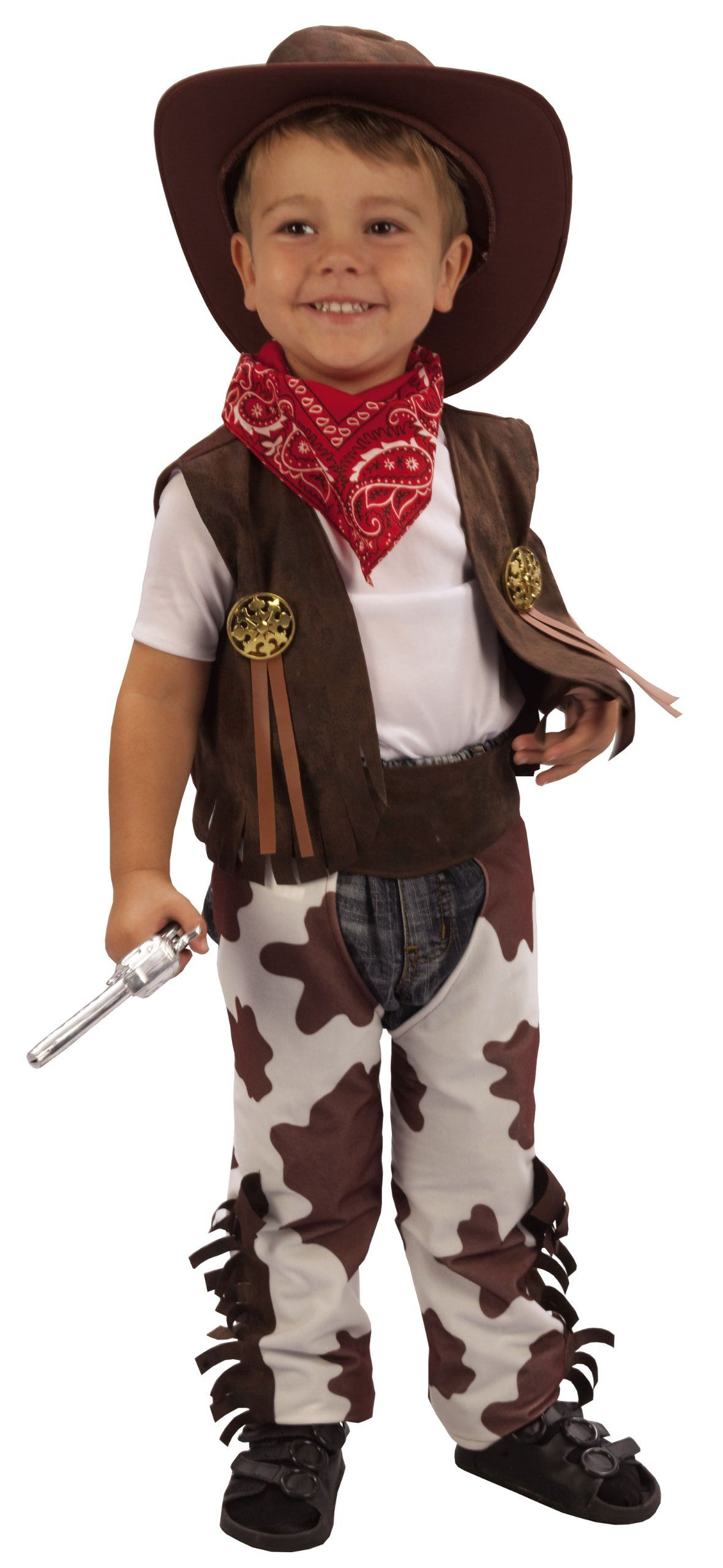 5e5613d8 Cowboy Fancy Dress Toddler Costume Age 3 | 14 in 2019 | Toddler ...