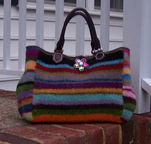 Felted Doctor Bag | Bags, Patterns and Doctors