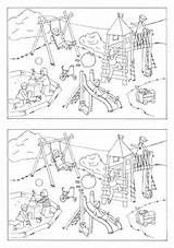 playground safety coloring pages httpprintablecolouringpagescouk