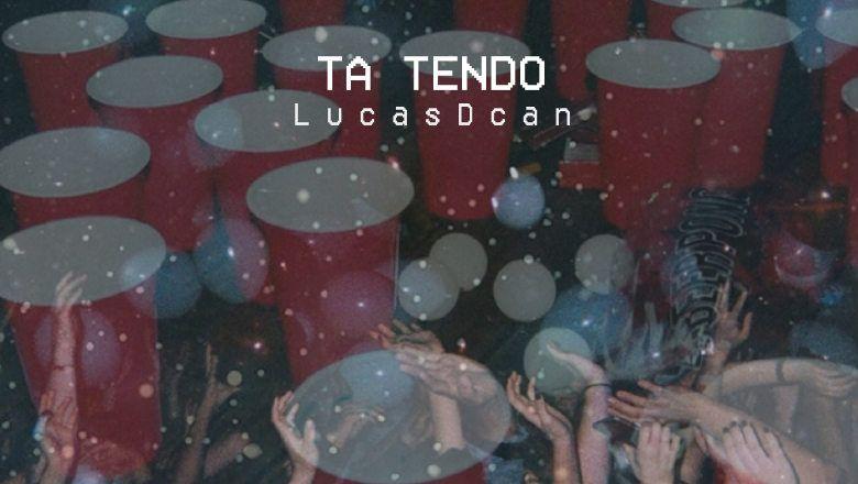 "Lucas Dcan lança lyric vídeo da inédita música ""Ta Tendo"""