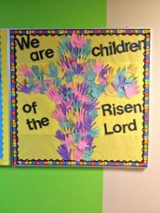 Image Result For Lenten Bulletin Boards Children Catholic Christian Dubai Khalifa