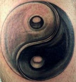 Yin Yang Tattoos And Meanings-Yin Yang Tattoo Designs And Ideas ...