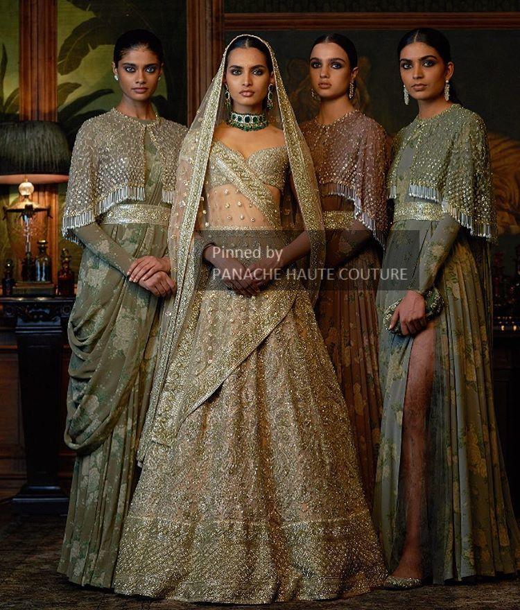 Panache Wedding Gowns: Pin By Panache Haute Couture On Designer Sabyasachi