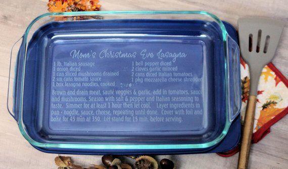 You Have Been Poisoned Casserole Dish PYREX Baking Dish Cake Dish Custom Dish Glass