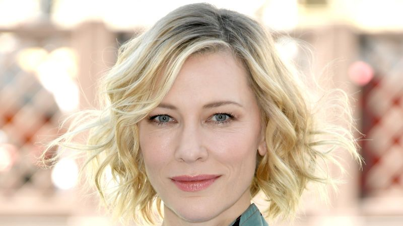 Cate Blanchett to lead the jury at this year's Cannes