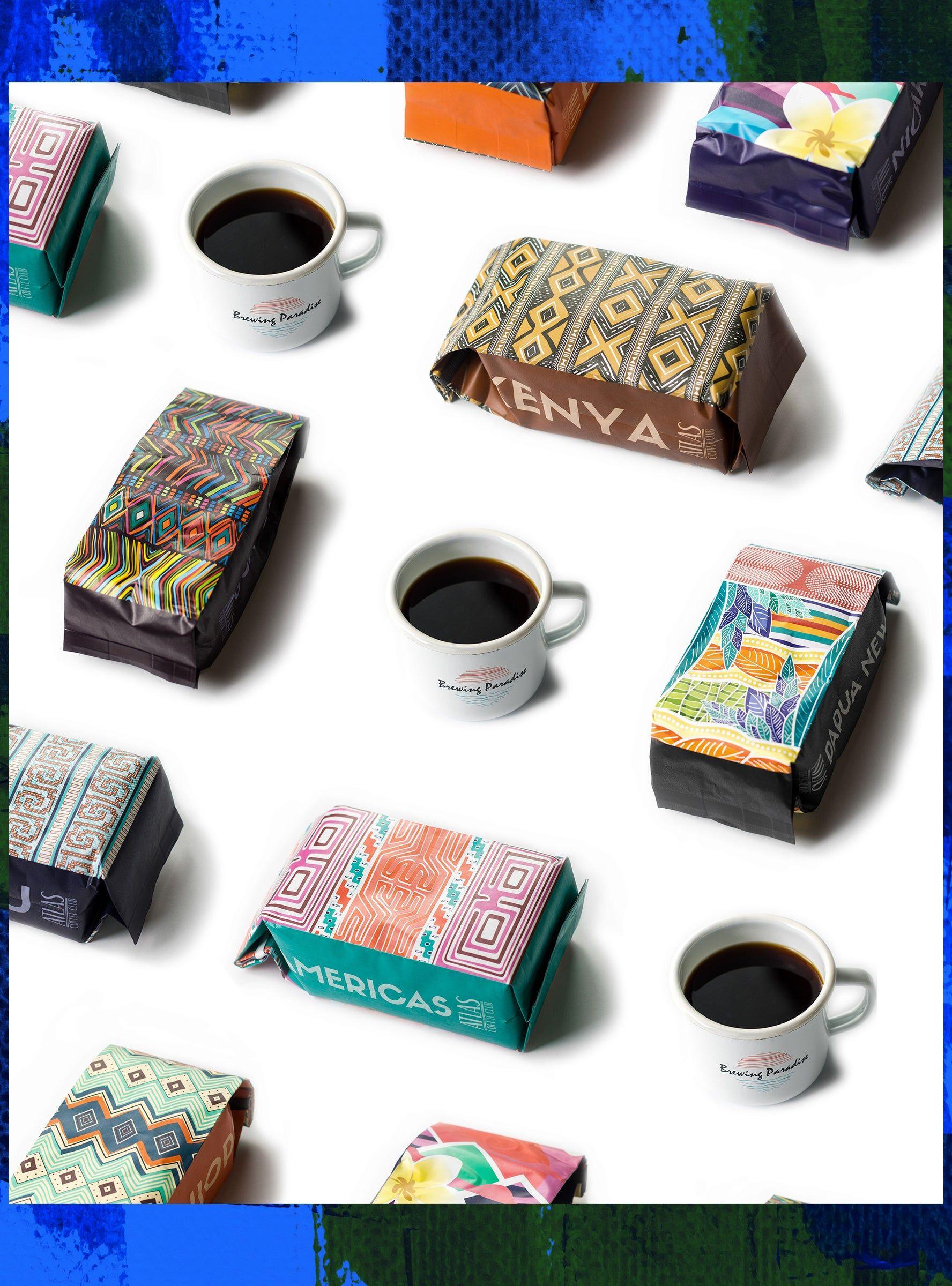 Cornerstone & Alliance Subscription Coffee subscription