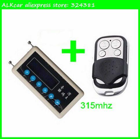 Alkcar Keyless Entry Remote Control Duplicator Clone 315mhz Remote