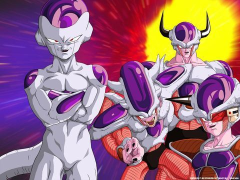Frieza S Race Are Known As Changelings This Is The Race To Which Frieza Cooler And King Cold Belong Not Much Is Known Dragon Ball Dragon Papel De Parede Hd