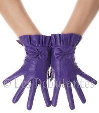 sermoneta gloves purple - Recherche Google