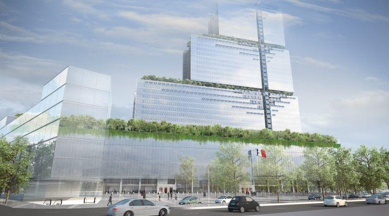 renzo piano bouygues construction signe le contrat du futur palais de justice de paris
