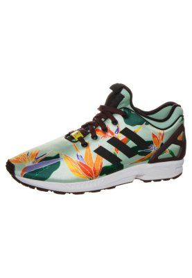 adidas Originals ZX FLUX NPS - Sneakers laag - blush green ...