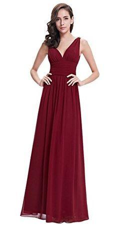 Abendkleider Doppel V Schwarz Elegante Lange Formale Kleid Haupt Recht 2016  Vestido Longo Abendkleider f904c83986