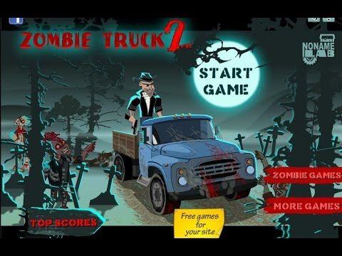 Play Zombie Truck 2 Games Online Free Shoot Kill Zombie Games Online Free Free Online Games Online Games Monster Trucks
