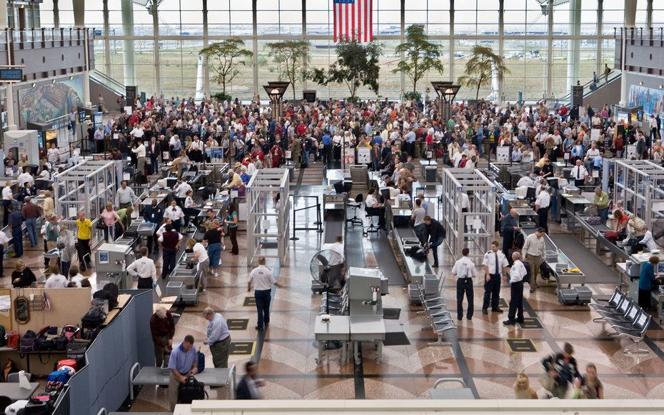 Beat busy airports with these 5 tips