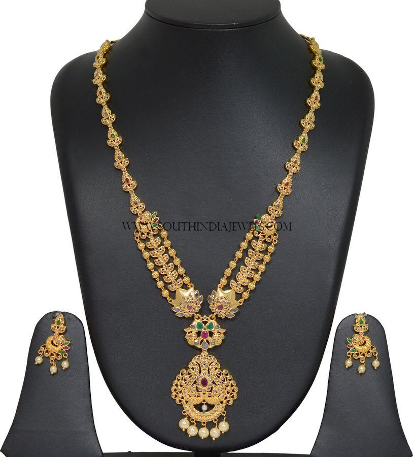 Latest Imitation Haram Design 2017 | Bridal jewelry, Jewel and ...