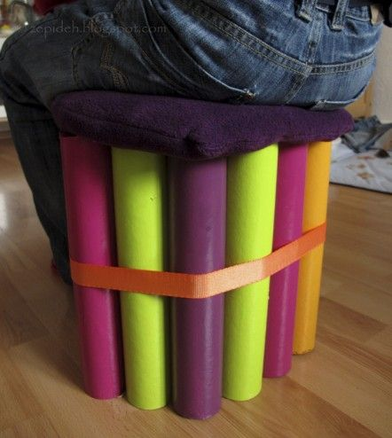 kaufen f r die m lltonne 80 kreative upcycling ideen. Black Bedroom Furniture Sets. Home Design Ideas