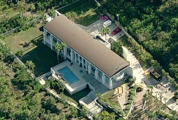 stephen king 39 s home aerial photo of stephen king 39 s house