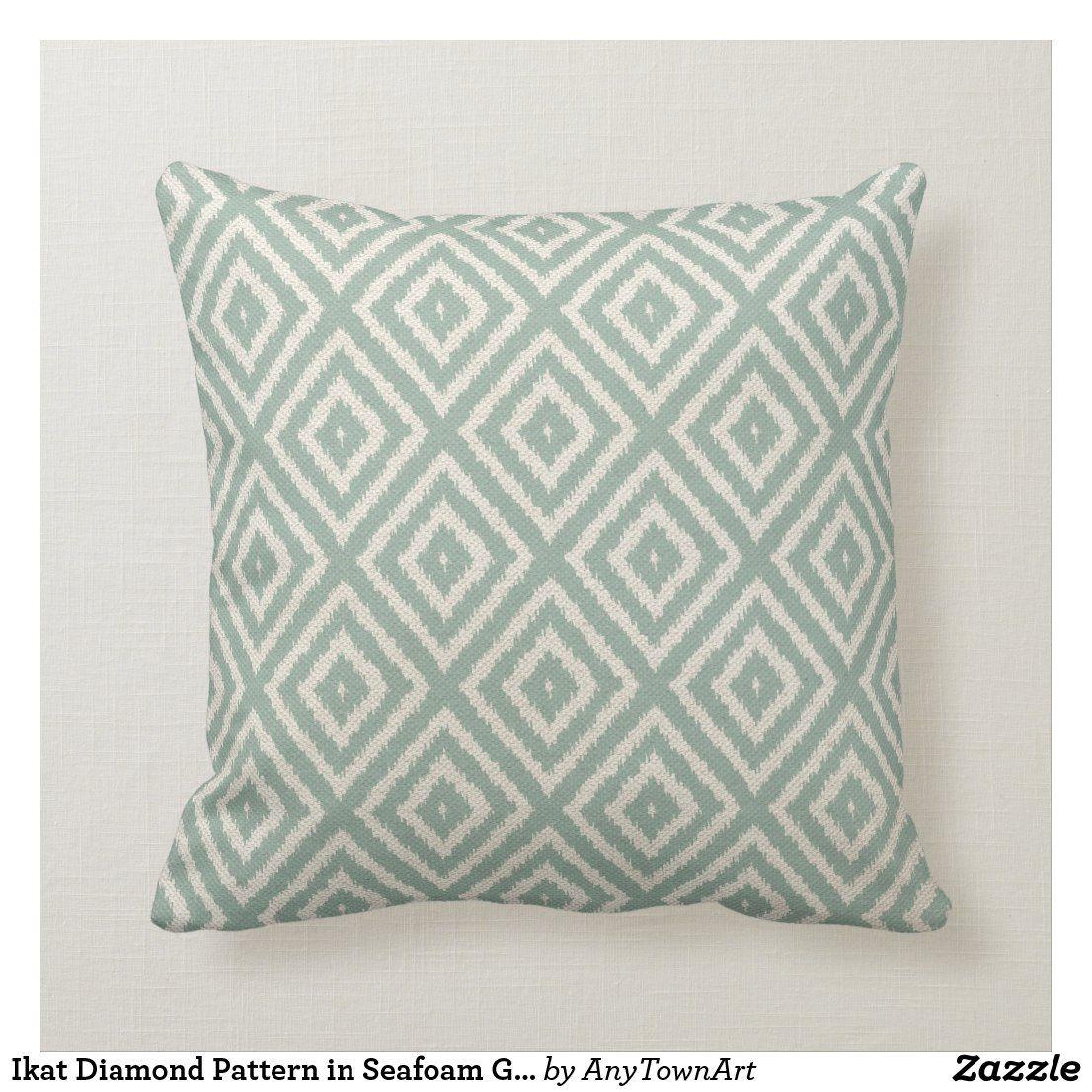 Pin Na Doshci Ikat Pillows