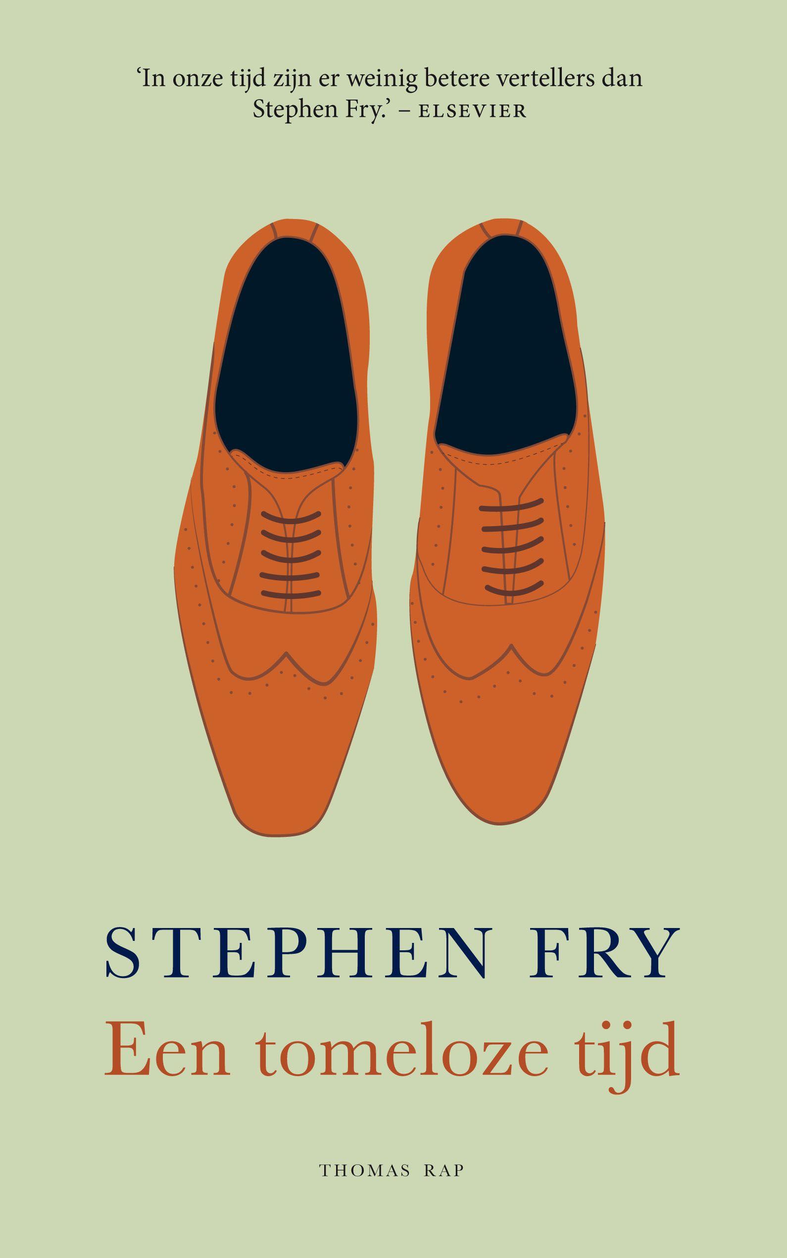 Een Tomeloze Tijd Stephen Fry Blackadder Cabaretiers High Society