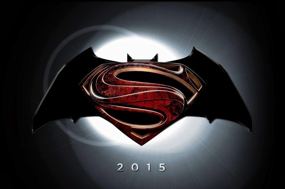 High Quality Version Of Superman Batman Logo Batman Vs Superman Movie Batman Vs Superman Logo Batman Film