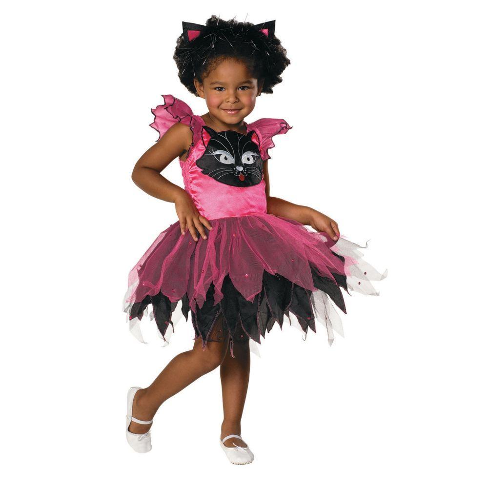 Kitty Cat Girls Halloween Costume - Medium  sc 1 st  Pinterest & Kitty Cat Girls Halloween Costume - Medium | Halloween costumes ...