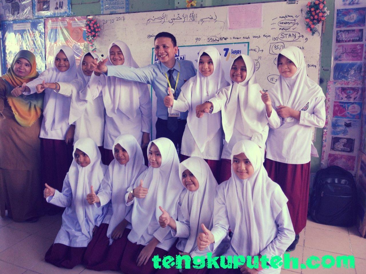 MENGAJAR SEKALIGUS BELAJAR Tengkuputeh Belajar, Indonesia